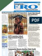 Washington D.C. Afro-American Newspaper, July 10, 2010