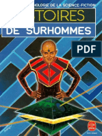 Collectif SF - Histoires de Surhommes