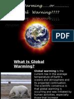 Global Warming - 1