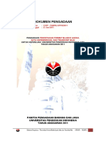 Dokumen Pengadaan Format Blanko Ijazah