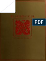 in aedibus aldi. the legacy of aldus manutius and his press