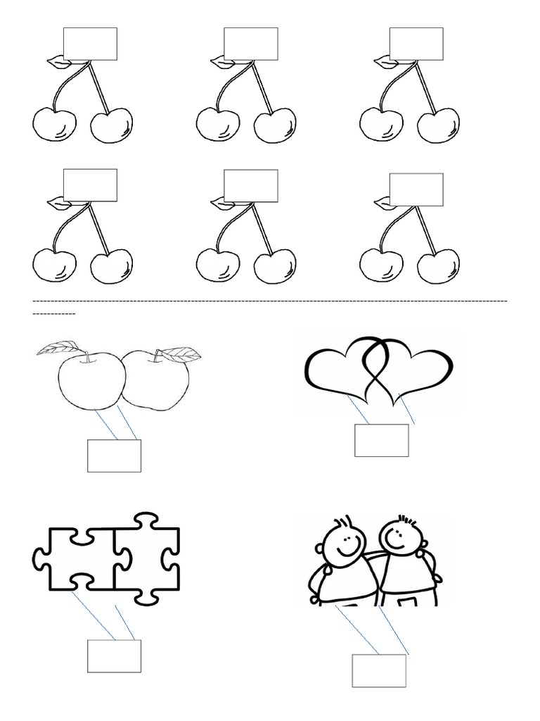 Latihan Matematik Tahun 1 Kombinasi Nombor