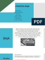 Struktur Rangka Baja