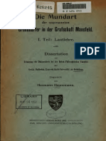 Mansfelder Mundart (Hermann Hennemann)