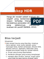 Askep HDR 2016