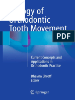 Biology Of Orthodontic Tooth Movement