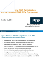 IBM SIEM Security and SOC Optimization