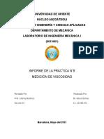 Informe 9 Lab I