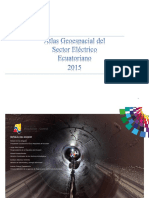 Atlas Geoespacial Del Sector Electrico Ecuatoriano