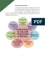 Pendekatan Pengajaran Pendidikan Moral
