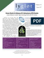 Polyglot Volume 4 Issue 17