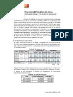 CHCDA Resumen Ejecutivo_Estatus Del Proyecto