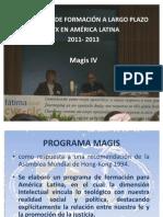 Información General MAGIS IV