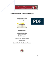 Solar Water Distillation 490A Final Report.pdf