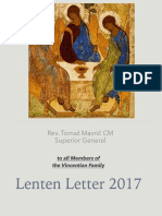 [EBOOK] Lenten Letter 2017