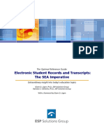 ESP Electronic Transcripts ORG