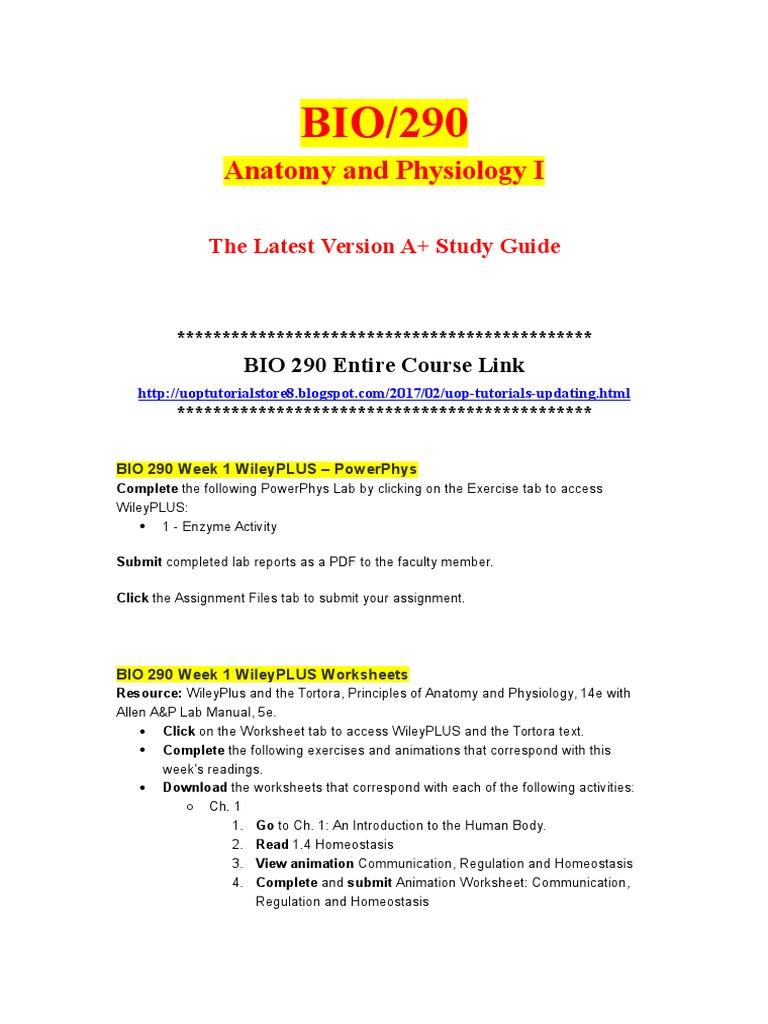 BIO 290   Epithelium   Central Nervous System