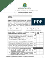 check list para formalizao de processo na modalidade convite - bens e servios e comuns.doc