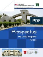 Prospectus Final 2016 Batch