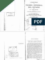KELSEN, Hans. Compendio de Teoria General del Estado [1934].pdf