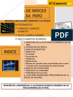 Lectura de Indices de Bolsa Final
