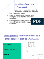 Ch2 Polymer Classifications