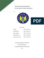 Laporan Praktikum Observasi Body Kendaraan 2017 Dari Udin