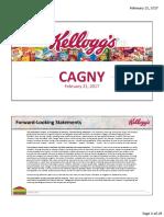 K Kellogg CAGNY 2017