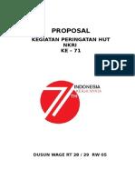 Kaper Proposal