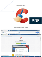 Descargar e Instalar CCleaner