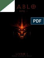 Diablo d20 - Raças, Classes e Skills