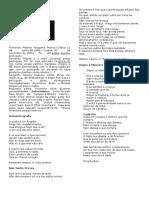 Fernando Pessoa e Seus Heterônimos - Textos Para Análise