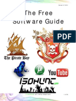 Free Software Guide-8.7