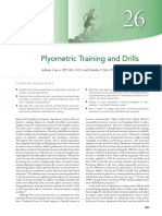 26 – Plyometric Training and Drills