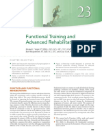 23 – Functional Training and Advanced Rehabilitation