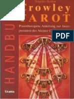 Handbuch Crowley Tarot - Angeles Arrien