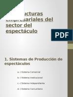 2 Estructuras Empresariales