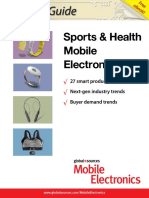 Sports Health Mobile Electronics