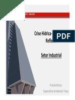 Crise Hidrica FIESP