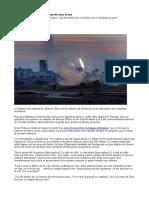 Apologetics - La Main de Dieu a Envoyé Un Missile Dans La Mer