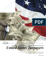 THE FISCAL BURDEN OF ILLEGAL IMMIGRATION