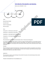 Diploma Resources.. - Q.1.Explain the Coupled Wheels of Locomotive Mechanism. - 2016-04-16