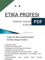 Ln4 Audit1 Etika Profesi