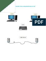Como Conectar Dos Computadoras en Red