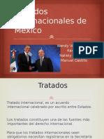 Tratados de Mexico