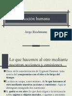 Accic3b3n Humana