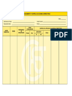 Ficha de Seguimiento y Control de Acciones Correctoras