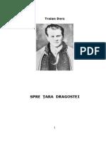 Spre Tara Dragostei - Traian Dorz