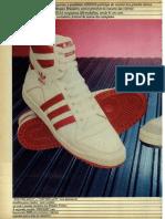 Tenis Adidas 1985