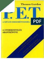 Thomas Gordon - P.E.T. - A szülői eredményesség tanulása - Gordon-módszer.pdf
